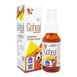 Homeopathic Veterinary Medicine for wounds