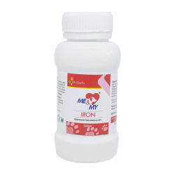 Iron Supplementation for pets