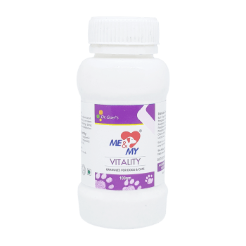 Vitality Supplements for Pets