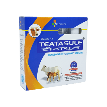 Homeopathic Veterinary Medicine for Mastitis in cow