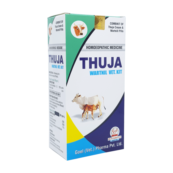 thuja cream for warts