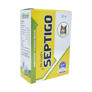 Dog Homeopathic Medicine for Septic Conditions