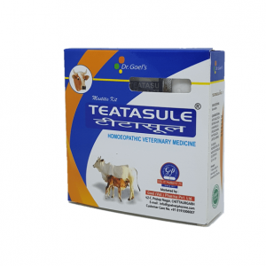 Homeopathic Veterinary Medicine for Mastitis