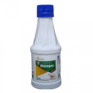 Homeopathic Veterinary Medicine for Uterine problems in cow